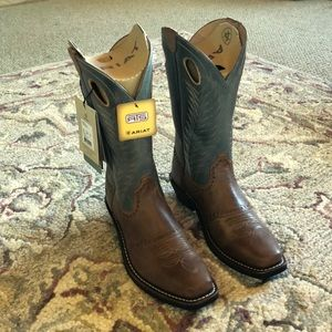 New Ariat Heritage Rancher Boots